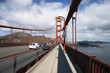 canvas print picture golden gate bridge