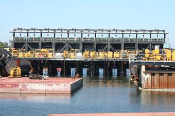 lakeview levee repairs