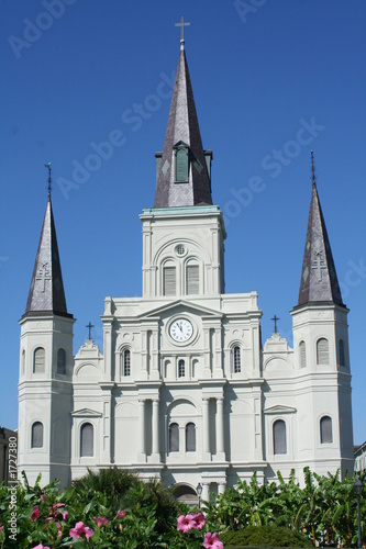 st. louis cathedral one