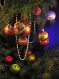 wonderful and pathetic christmas-tree poster