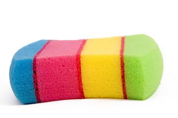colour sponge