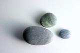 three round stones poster