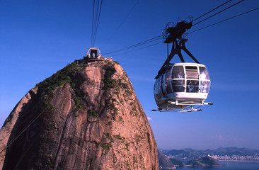 sugarloaf cable car