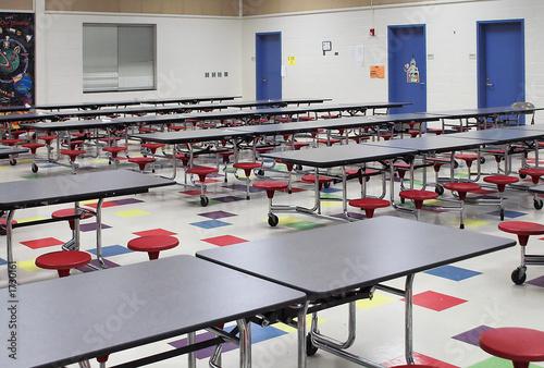school cafeteria - 1730161