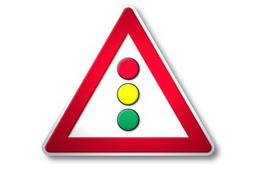 verkehrszeichen 2006: lichtzeichenanlage
