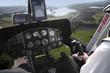 helicopter cockpit - 1735577