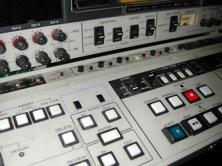 television transport controls