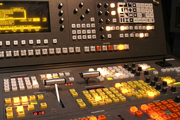 special effects switcher