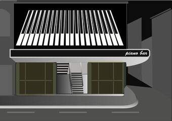 bar 4  piano bar