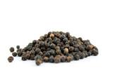 spice - black mustard seeds poster