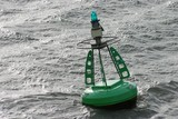 channel marker buoy poster