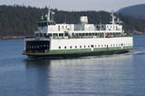 washington state auto ferry poster
