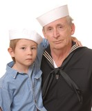 sailor and son 6 poster