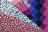 patchwork fabrics poster