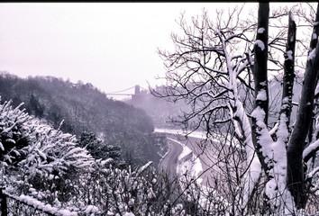 bristol in winter
