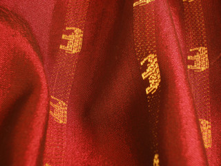 detail of shirt