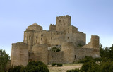 loarre castle, huesca, spain poster
