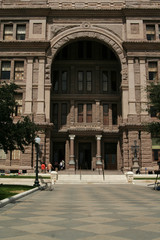 front of capitol texas 2