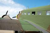 legendary world war ii junkers 52 aircraft poster