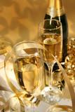 golden champagne sparkle - Fine Art prints