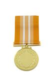 award medal poster