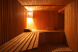 steam room poster
