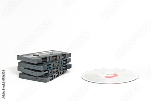 cassettes vs cds