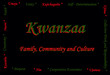 kwanzaa words