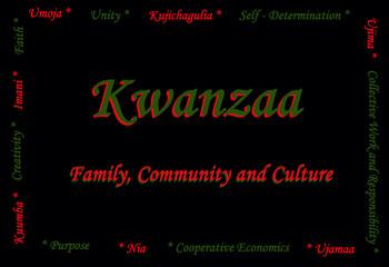 kwanzaa words