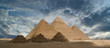 pyramids of gizeh