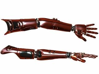 cyber arm