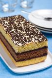 italian sponge cake poster