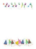 celebrations letter background illustration poster