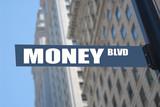 concept image : money boulevard poster