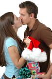 christmas lovers poster