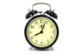 alarm clock poster