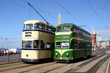blackpool trams - 1762779