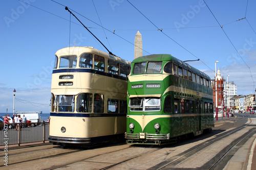 blackpool trams - 1762779