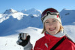 sourire alpine