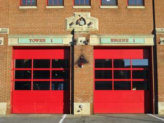 fire station detail