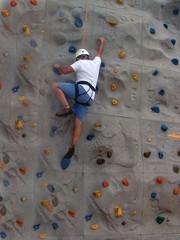 rockwall climbing sport