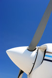 propeller of small plane