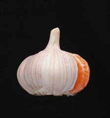 unusual garlic
