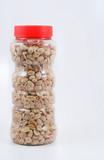 peanuts in a jar poster
