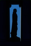 statue of thomas jefferson poster