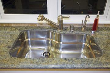 remodeled luxurious modern kitchen