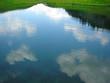 eau reflet ciel