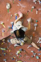 rock climbing series a 3