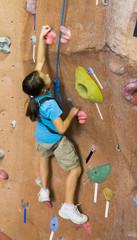 rock climbing series a 13