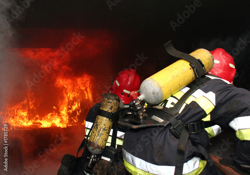 firefighters - take part in their action - 1785729